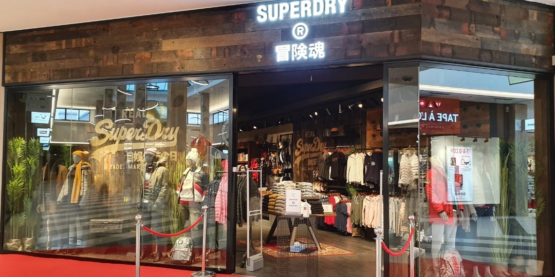 Ouverture Superdry